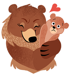 Facebook / Messenger Motherly Love Sticker #13