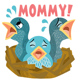 Motherly Love Facebook sticker #14