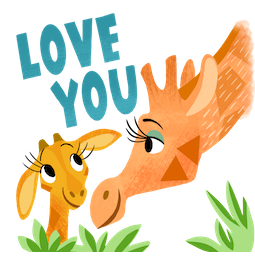 Motherly Love Facebook sticker #16