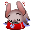 Mugsy Facebook sticker #7