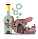Mugsy Facebook sticker #15