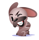 Mugsy Facebook sticker #16