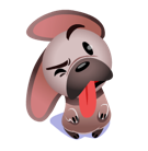 Mugsy Facebook sticker #19