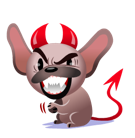 Mugsy Facebook sticker #22