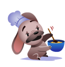 Mugsy Facebook sticker #24