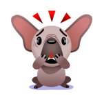 Mugsy Facebook sticker #28