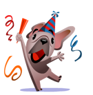 Mugsy Facebook sticker #29