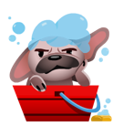 Mugsy Facebook sticker #30