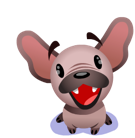 Mugsy Facebook sticker #36