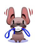 Mugsy Facebook sticker #37
