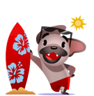 Mugsy Facebook sticker #38