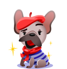 Mugsy Facebook sticker #39