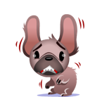 Mugsy Facebook sticker #40