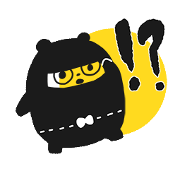 Ninja-Bär Facebook sticker #8