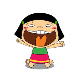 Noo-Hin Dance Facebook sticker #8