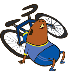 Facebook / Messenger sticker Olympia #9