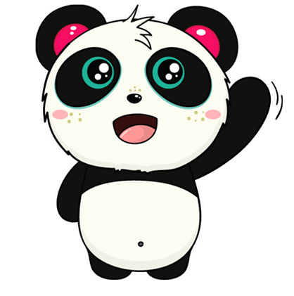 Pandi Facebook sticker #4