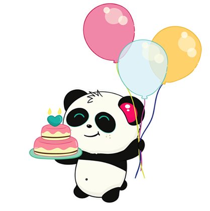 Pandi Facebook sticker #12
