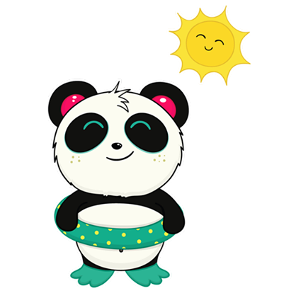 Pandi Facebook sticker #13