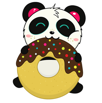 Pandi Facebook sticker #14