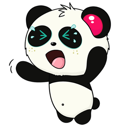 Pandi Facebook sticker #16