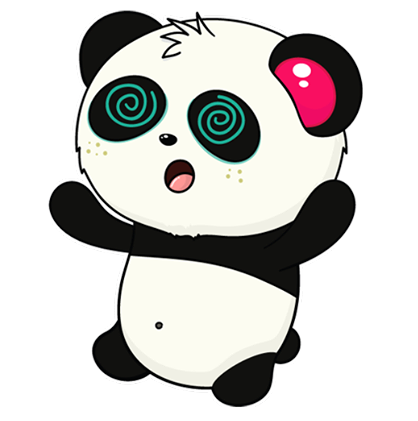 Pandi Facebook sticker #17