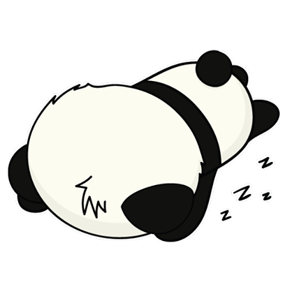 Pandi Facebook sticker #18