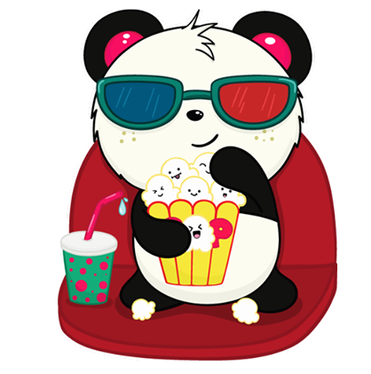 Pandi Facebook sticker #20