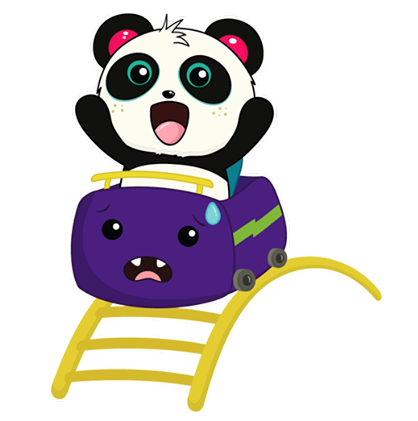 Pandi Facebook sticker #21