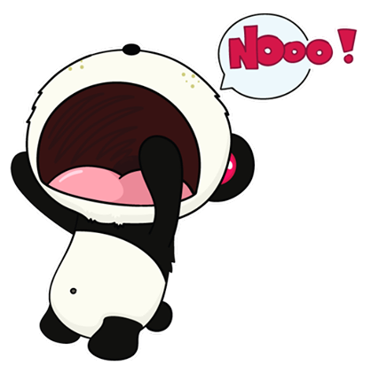 Pandi Facebook sticker #22
