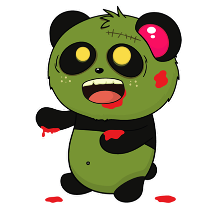 Pandi Facebook sticker #24