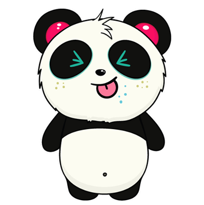 Pandi Facebook sticker #27