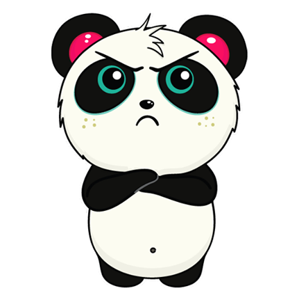 Pandi Facebook sticker #28