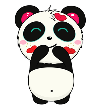 Pandi Facebook sticker #29