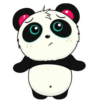 Pandi Facebook sticker #30