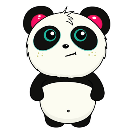 Pandi Facebook sticker #32