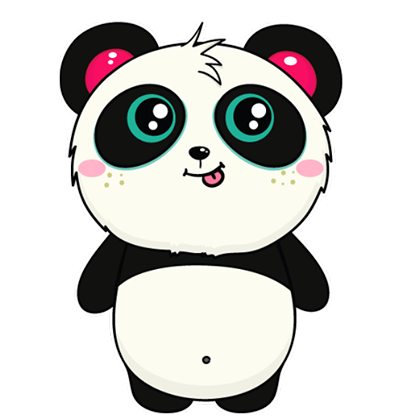 Pandi Facebook sticker #33