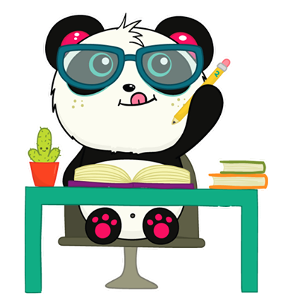 Pandi Facebook sticker #34