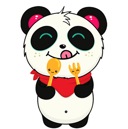 Pandi Facebook sticker #35