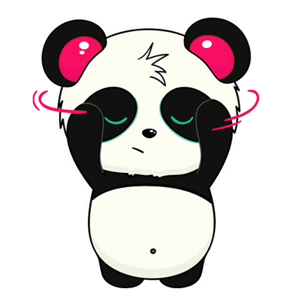 Pandi Facebook sticker #36