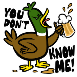 Party Fowls Facebook sticker #7