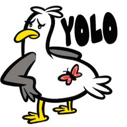 Party Fowls Facebook sticker #9