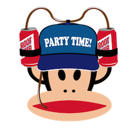 Paul Frank Facebook sticker #12