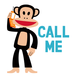Paul Frank Facebook sticker #14