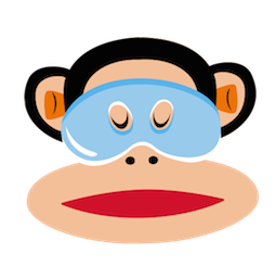 Paul Frank Facebook sticker #15