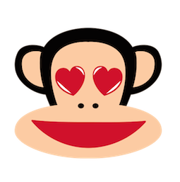 Paul Frank Facebook sticker #18