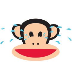 Paul Frank Facebook sticker #21
