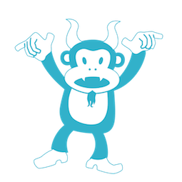 Paul Frank Facebook sticker #22