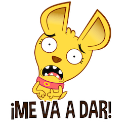 Facebook Stickers Perritos