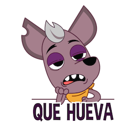 Perritos Facebook sticker #4